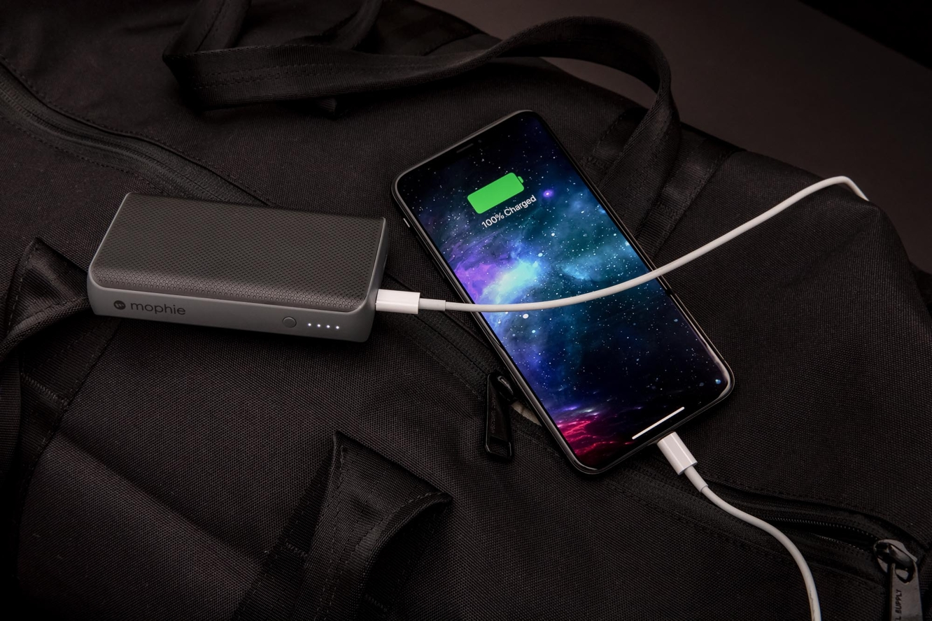 Mophie announces fast-charging Powerstation PD battery packs