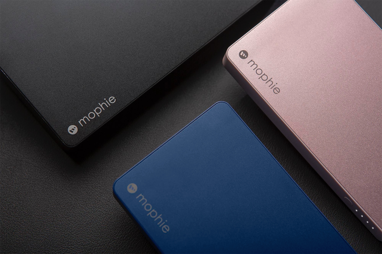 Mophie releases new lineup of Powerstations with Lightning inputs 1