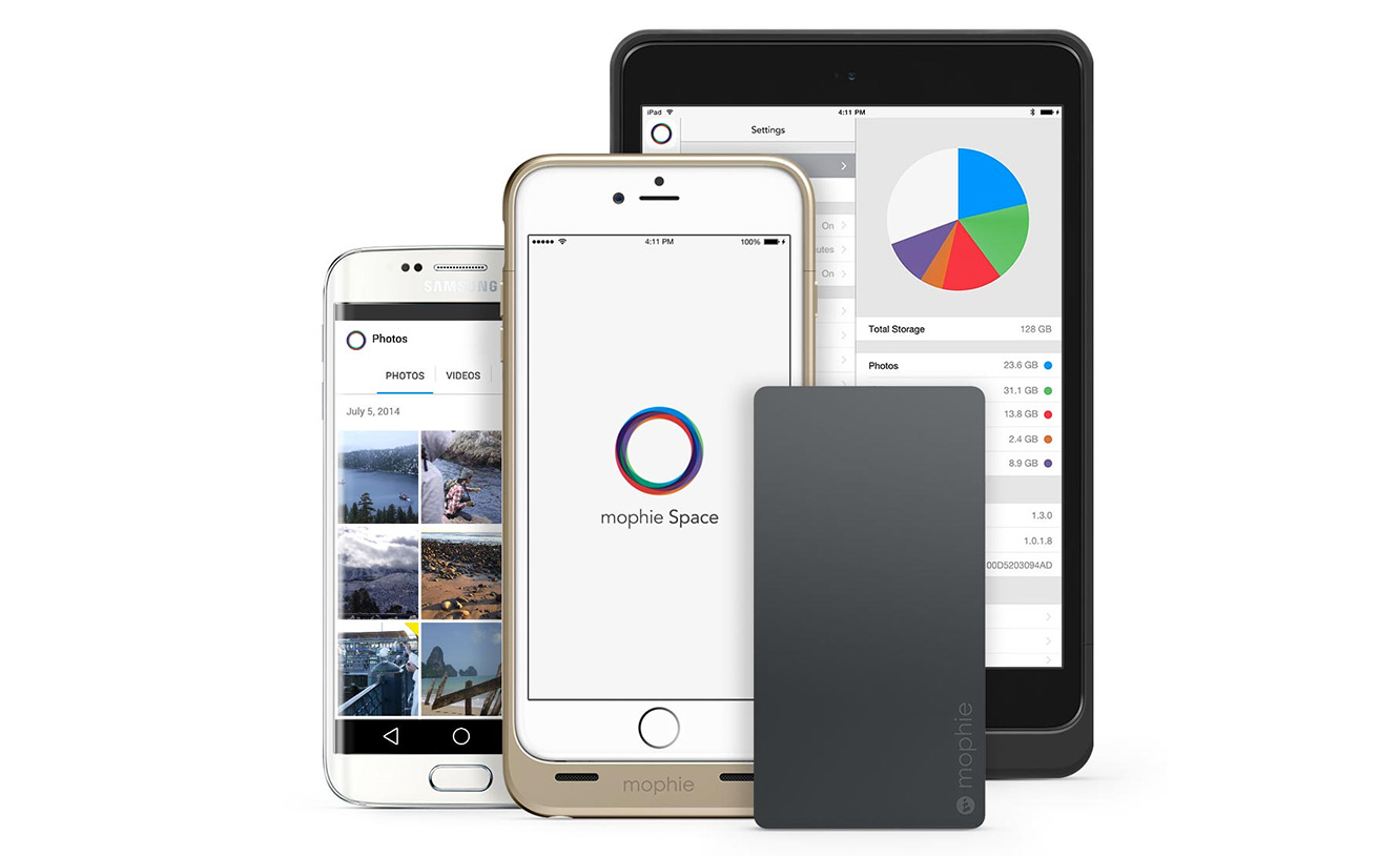 Mophie debuts new Space lineup