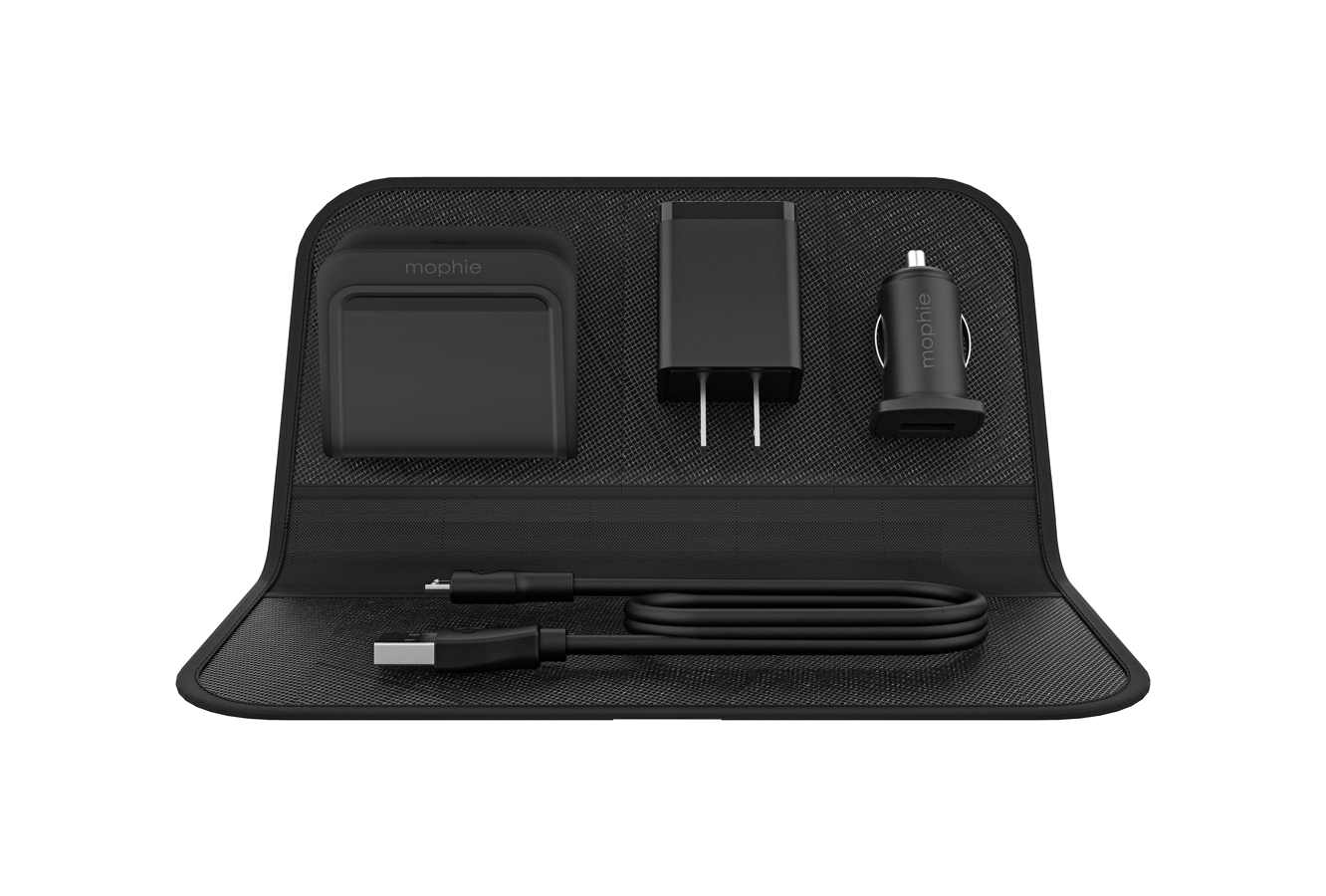the latest 552a5 03a4e Mophie unveils new portable wireless travel charger and kit ...