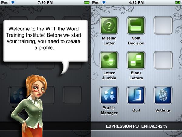 iPhone Gems: Fifteen Word Games, Reviewed 8