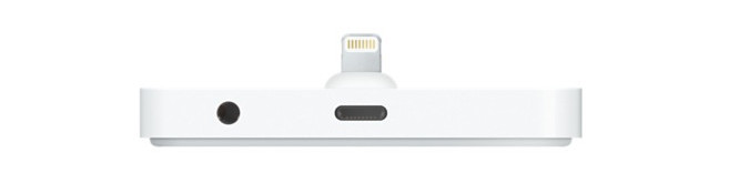 Apple releases iPhone Lightning Dock with iPhone 6/iPhone 6 Plus compatibility