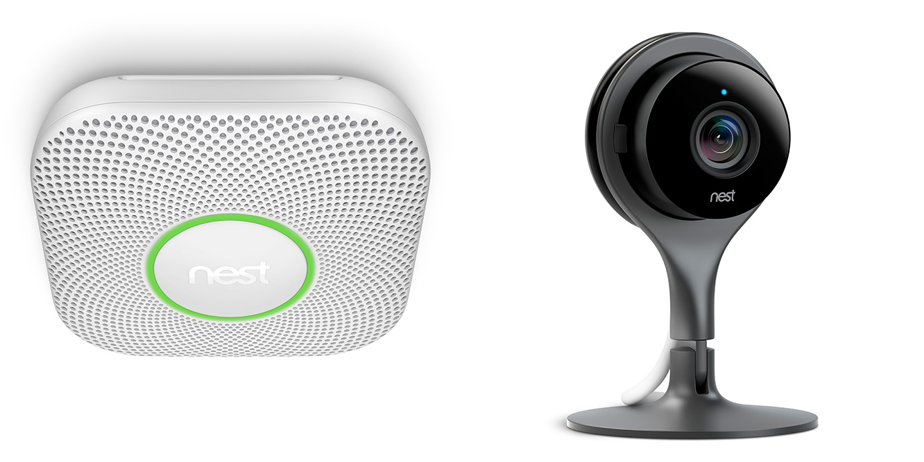 Nest debuts Nest Cam, updates Nest Protect and Learning Thermostat