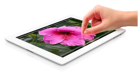 Apple announces third-generation iPad with Retina display 1