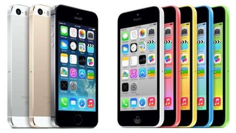 Live updates from Apple's 2013 iPhone Event 1
