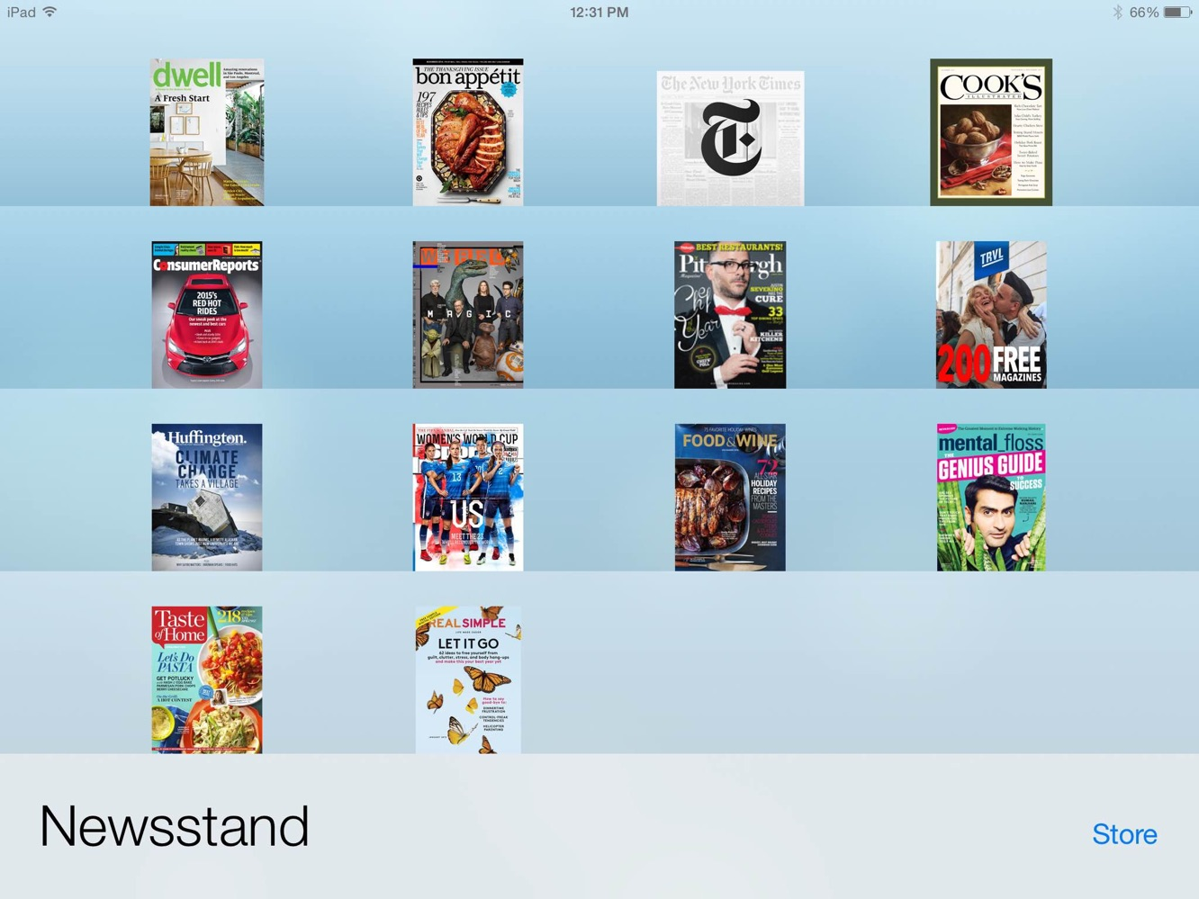 Apple to launch Flipboard-style app, do away with Newsstand 1