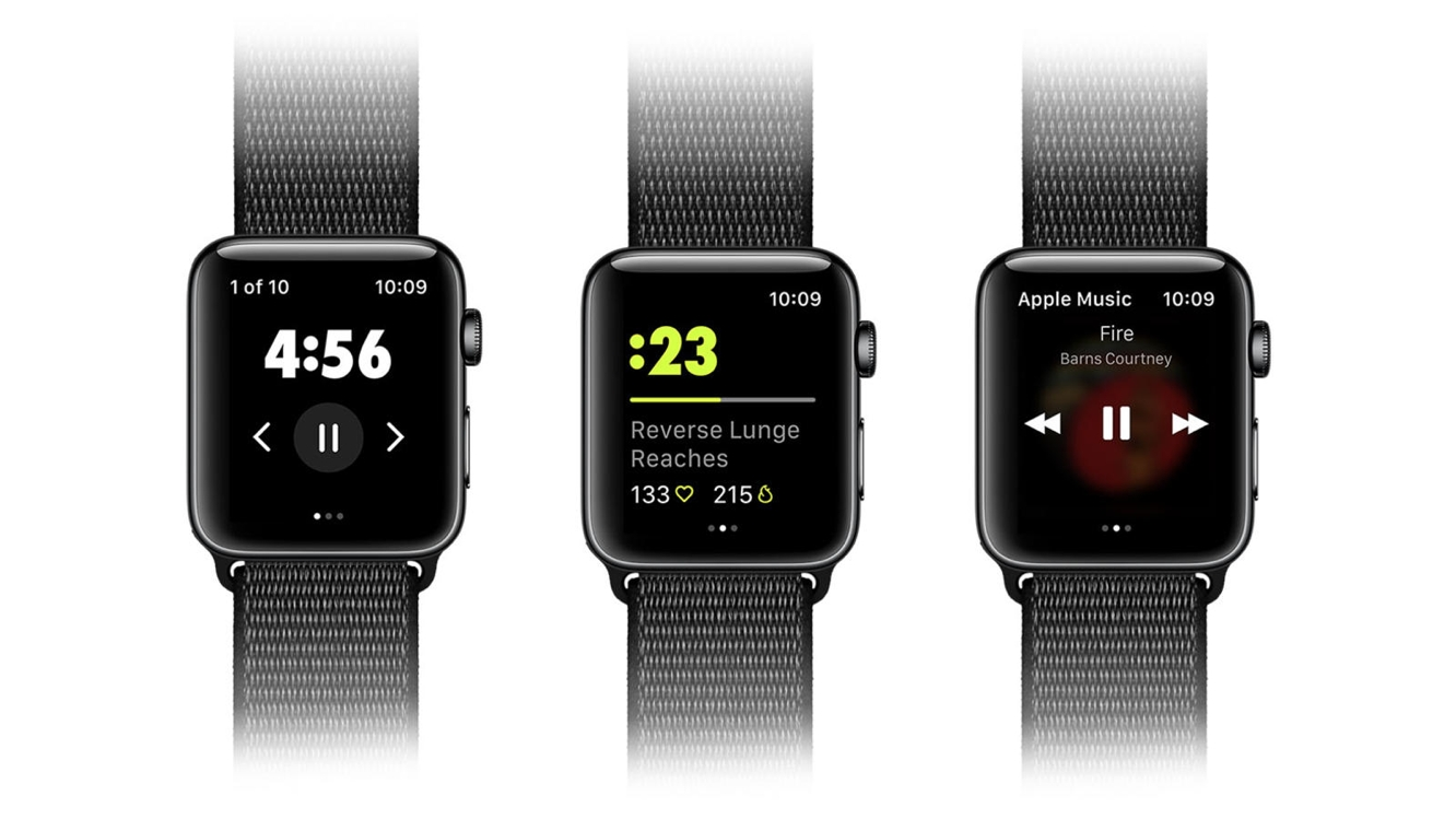 a72b77548be0 Nike has announced that its Nike Training Club app is now available for the  Apple Watch