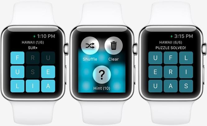 NimbleBit announces Apple Watch support for Letterpad