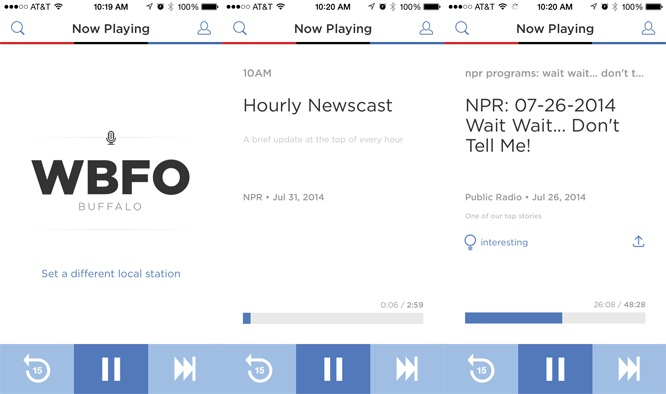 Apps of the Week: NPR One, Crazy Taxi: City Rush, Interactive Alphabet 4.0 + more