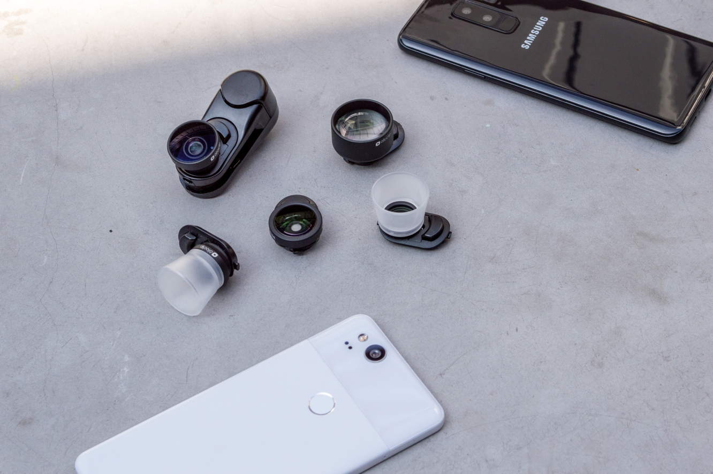 Olloclip announces Multi-Device Clip, offering wider smartphone compatibility