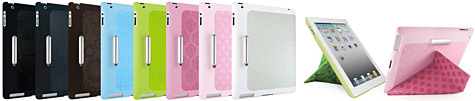 Ozaki previews cases for iPad 3 1