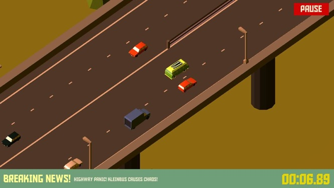 iLounge Game Spotlight: Pako — Car Chase Simulator