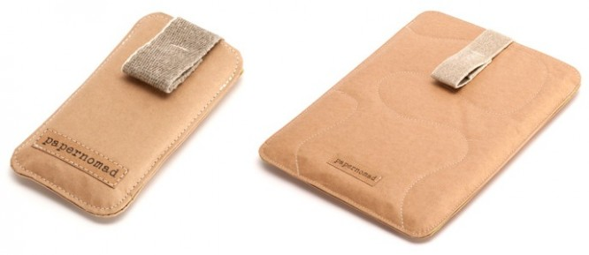 Griffin debuts Papernomad iPhone, iPad sleeves 1
