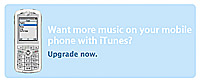 iTunes phone upgrade to remove song cap? [updated]