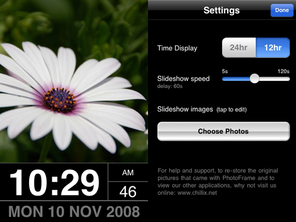 iPhone Gems: 15 Clock Applications, Reviewed 3