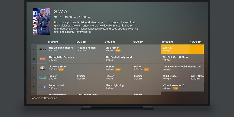 News: Plex adds Grid View on Apple TV