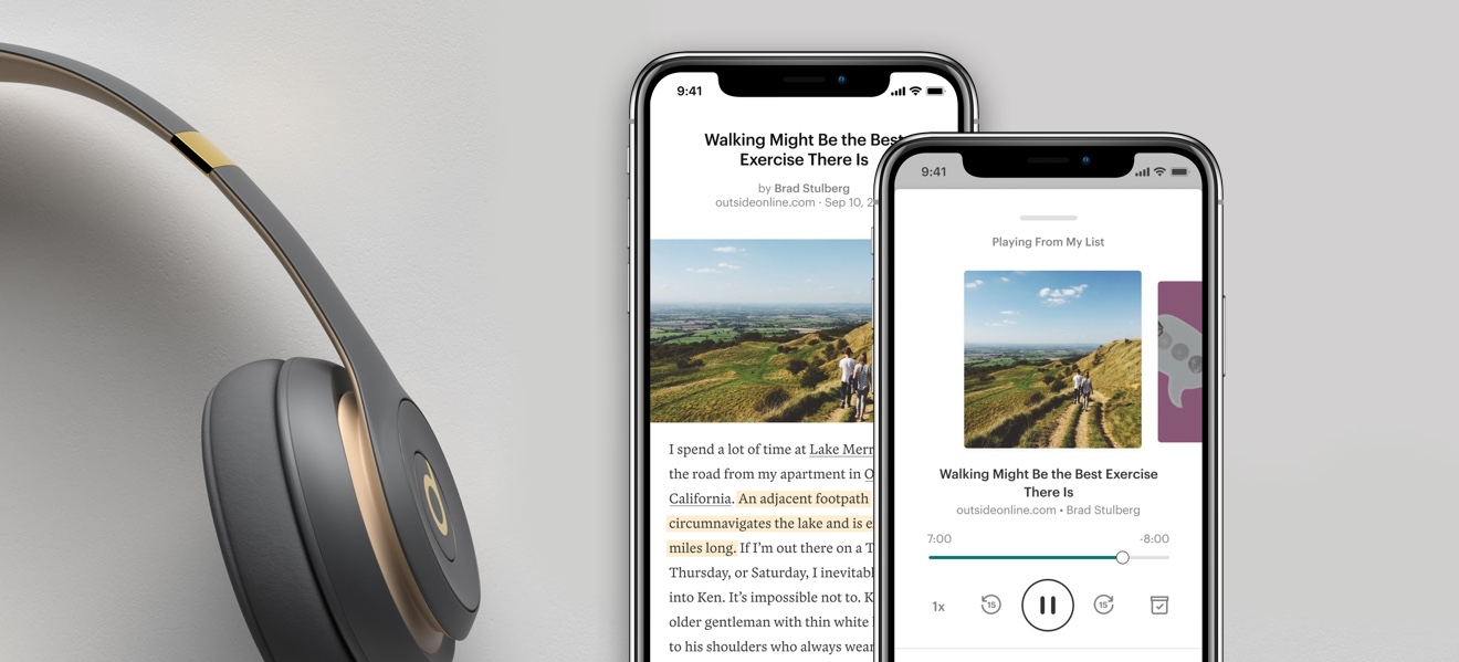 News: Pocket rolls out major app redesign for better reading and listening experience