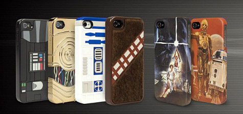 PowerA debuts official Star Wars cases for iPhone 4, 4S 1
