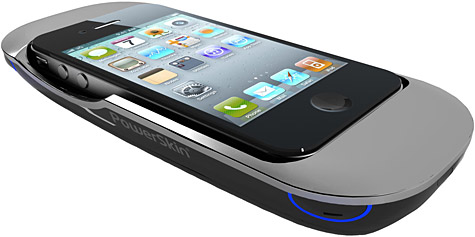 PowerSkin rolls out Gaming Skin for iPhone, iPod touch 1