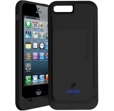 PowerSkin debuts iPhone 5 PowerSkin battery case 1