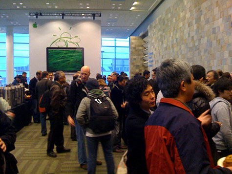 iLounge's Live Macworld '09 Coverage: 9am PT, Tuesday, 1/6/09 [Updated]