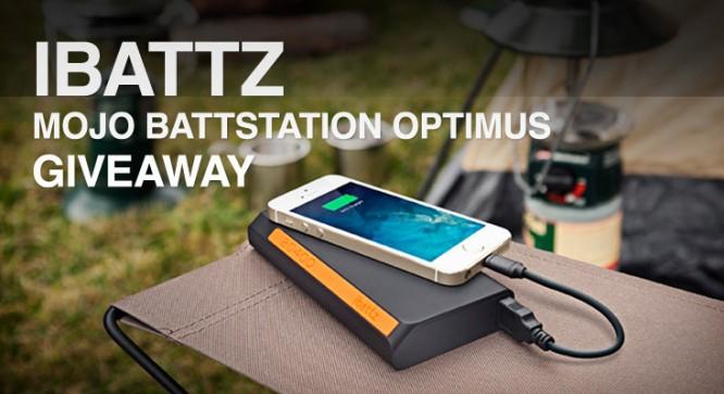 iBattz Mojo Battstation Optimus Giveaway - Winners Announced 31