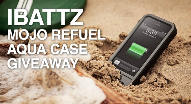 iBattz Mojo Refuel Aqua Case Giveaway - Winners Announced 39