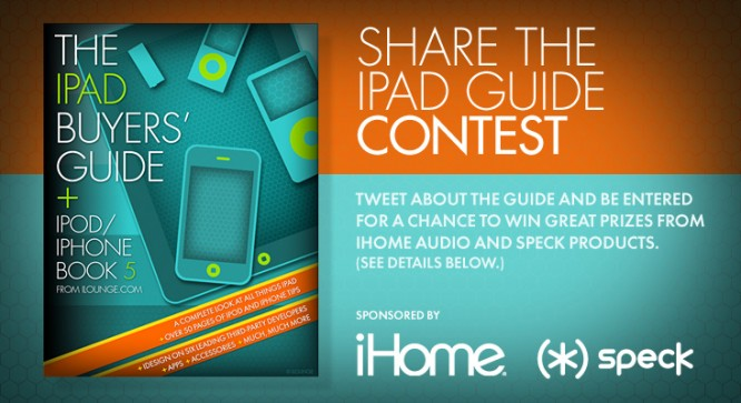 Share the iPad Guide Contest - Winners Announced 1