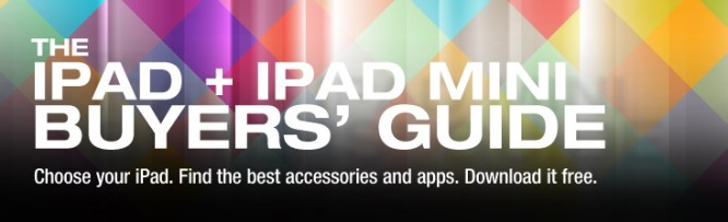 Download Now: iLounge's iPad + iPad mini Buyers' Guide 1