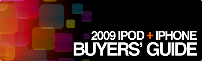Download Now: Our 2009 iPod + iPhone Buyers' Guide 1