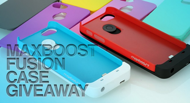 MaxBoost Fusion Battery Case Giveaway - Winners Announced 45
