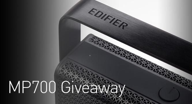 Edifier MP700 Speaker Giveaway - Winners Announced 21