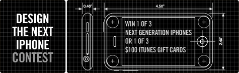 Design The Next iPhone Contest