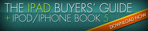 iLounge releases massive iPad Buyers' Guide + iPod/iPhone Book 5 1