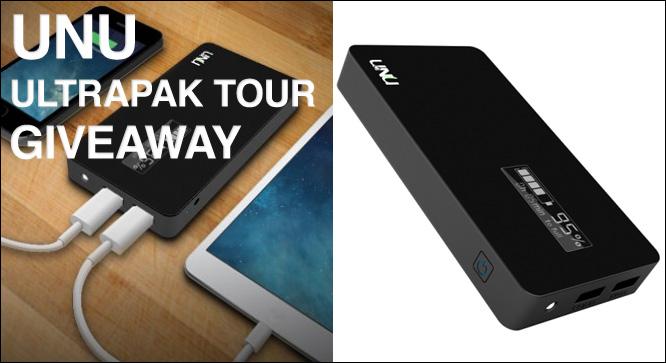 Unu Ultrapak Tour Giveaway - Winners Announced 27