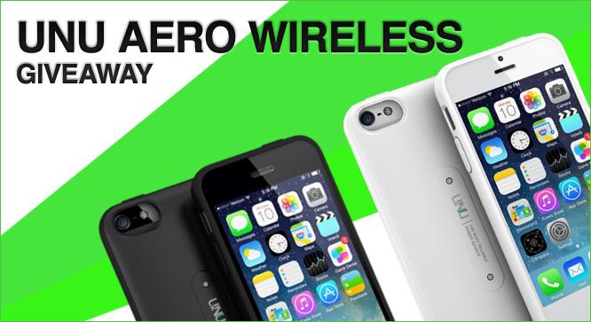 Unu Aero Wireless Giveaway - Winners Announced 26