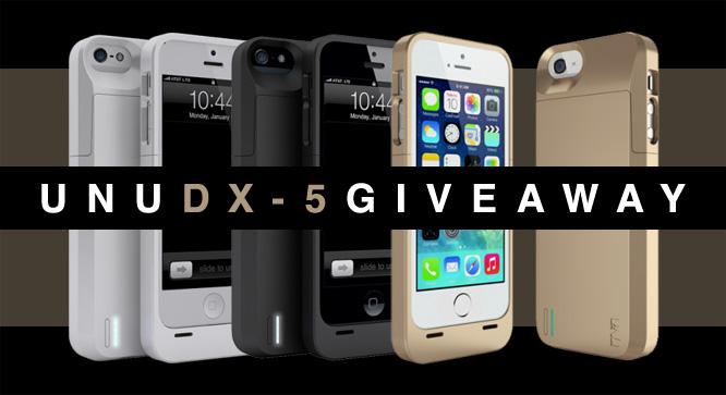 Unu DX-5 Battery Case Giveaway - Winners Announced 28