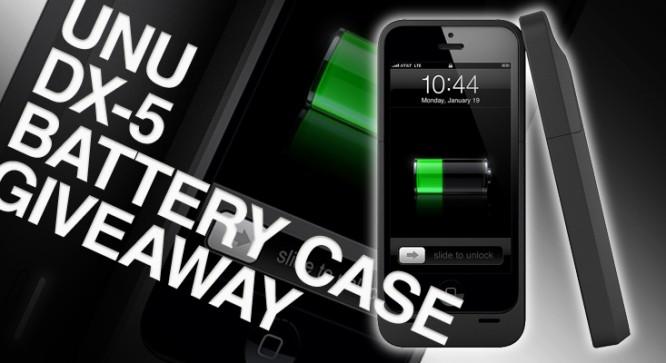 Unu DX-5 Battery Case Giveaway - Winners Announced 43