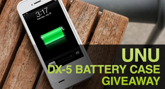 Unu DX-5 Battery Case Giveaway - Winners Announced 35