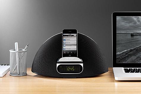 Pure unveils Contour 100i speaker for iPhone, iPad, iPod 1