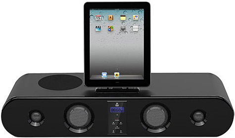 Pyle rolls out iOS Sound Bar Docking System 1