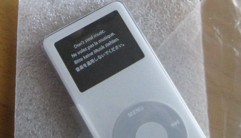 iPod nano replacements confirmed to be 1G units 1