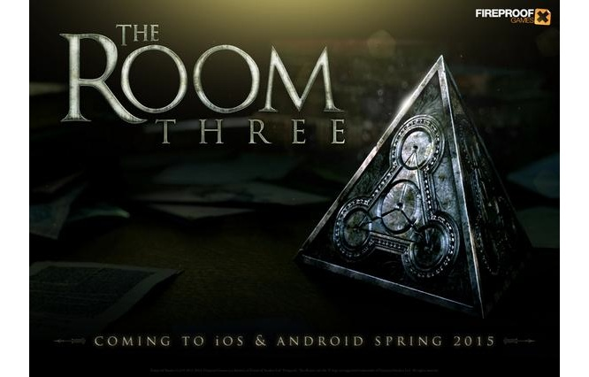 The Room Three coming to iOS next spring