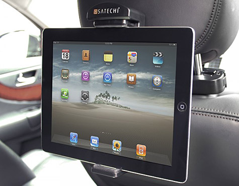 Satechi intros Headrest Mount for iPad 1