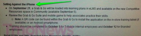 """T-Mobile to sell """"against"""" new iPhone, offer 4/4S SIMs 1"""