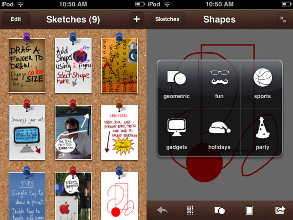 iPhone Gems: Every Drawing Application, Reviewed 19