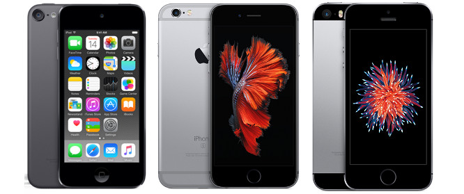 Report: New iPhone's space gray to be 'much darker color'