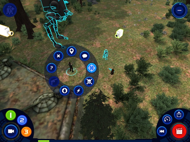 Apps: Asphalt 8 1.4, Delectable 4.0, Godfire + Star Wars Scene Maker