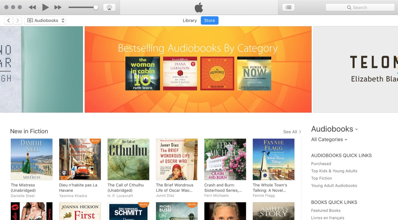 Apple to end Exclusivity with Audible for Audiobooks