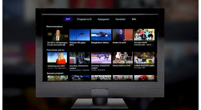 More new Apple TV channels: SVT Play in Sweden, NRK in Norway